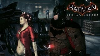 Batman  Arkham Knight PC Gameplay - Poison Ivy (1080P 60FPS)