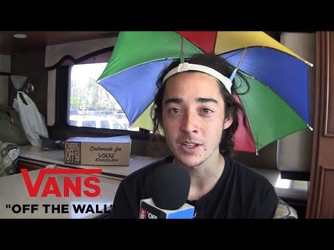 Rowan Zorilla Talks Footage Party | Adventures With Chris | VANS