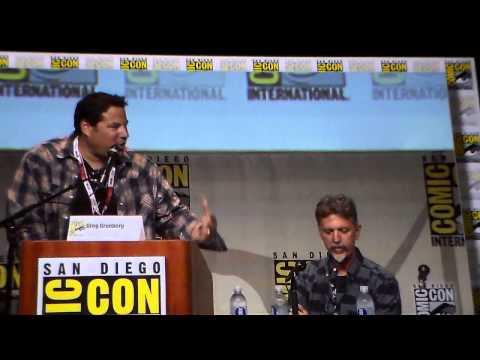 Comic-Con 2015 - Heroes: Reborn Panel 1 of 2
