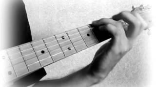 Moonlight sonata on guitar (лунная соната на гитаре) Урок 2