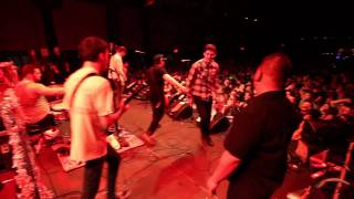 Man Overboard - Septemberism (Live in Philadelphia 12/16/2011)