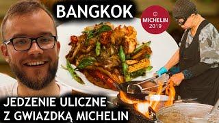 TAJLANDIA: JEDZENIE ULICZNE  z GWIAZDKĄ MICHELIN - Raan Jay Fai (Bangkok) [CENY] | GASTRO VLOG #279