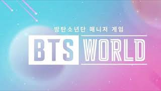 Cover images BTS 'Heartbeat' (BTS World ost) -link bio-