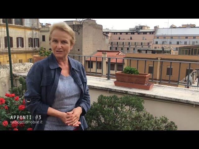 APPUNTI #3 - Dora Stiefelmeier about FranzWest