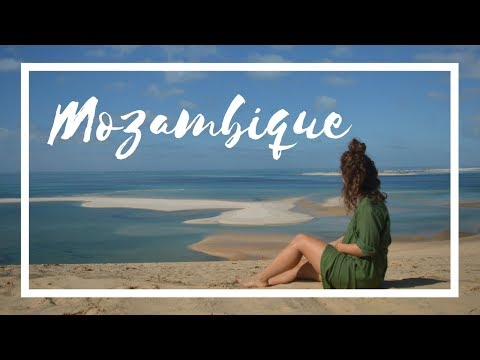 Couchsurfing, camping and caravanning in Mozambique- Travel Africa Vlog