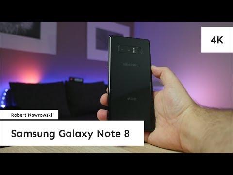 Samsung Galaxy Note 8 Top plusy i minusy   Robert Nawrowski