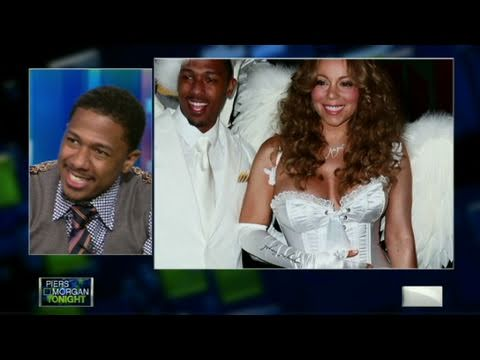 CNN: Nick Cannon 'I married my crush'