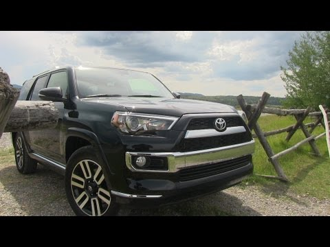 2014 Toyota 4Runner First Drive & Review
