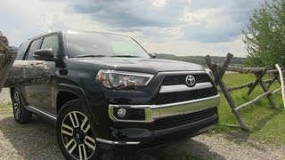 Toyota 4Runner 2014 Videos
