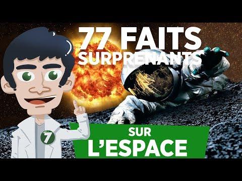 77 FAITS SURPRENANTS SUR L'ESPACE - Doc Seven