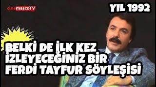 Ferdi Tayfur Röportajı
