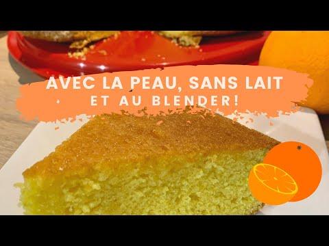 recette-de-gâteau-à-l'orange-facile,-rapide,-léger-et-ultra-moelleux-!-🍊