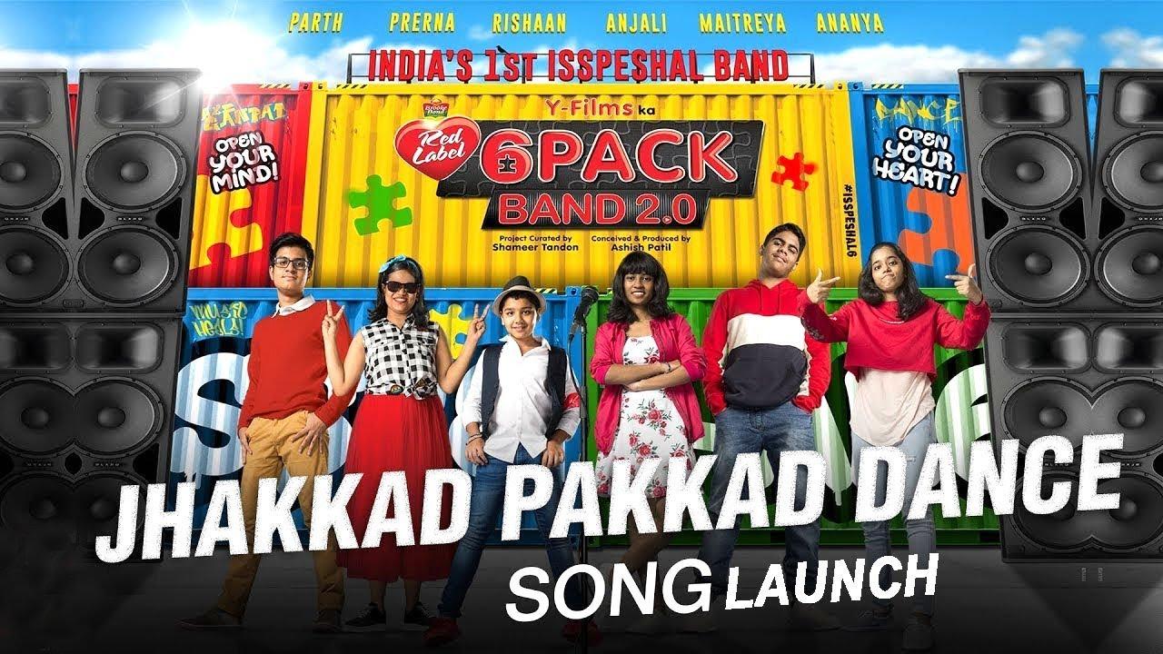 Jhakkad Pakkad Song Launch | 6 Pack Band 2.0 | Karan Johar | Y Films
