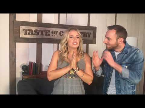 Rachel Wammack Joins Sam Alex for Taste of Country Nights