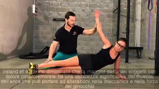 Trigger Point Italia EBM protocollo funzionale per il ginocchio