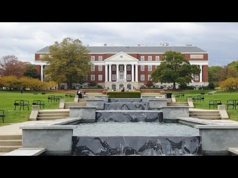 Short review of University of Maryland - College Park