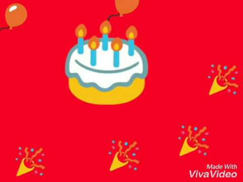 stop motion jamrud selamat ulang tahun..( versi viva video )