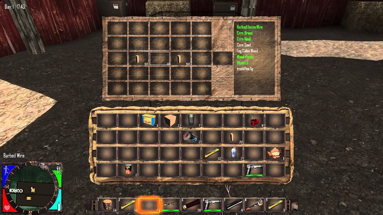 how to find iron 7 days to die xbox one