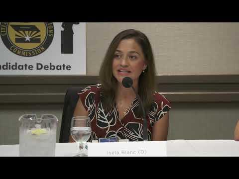 Legislative District 26 - General Election Debate