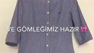 Gömlek Yenileme - Eskileri Değerlendiriyoruz /DIY
