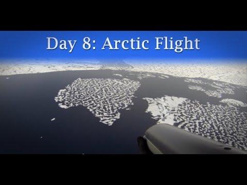 Day 8: Arctic Flight