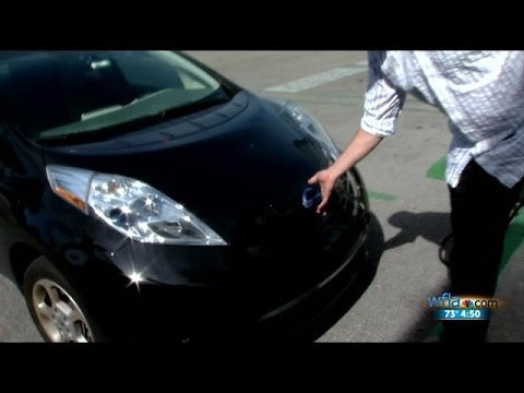 More plug-in spots for electric cars coming to Tampa Bay