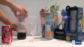 OKO & Clear2Go Filtered Water Bottles