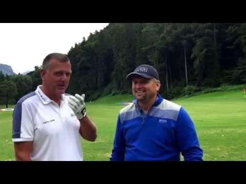 Golf with ALBEGO in Bad Ragaz (Switzerland)