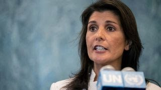 Ambassador Lincoln Bloomfield (Ret.) on who may replace Nikki Haley...
