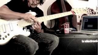 (Eric Clapton) Tears in Heaven (bass cover by Ariel)