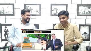 Pakistani Reaction To | DUBAI के पास इतना पैसा कहाँ से आया | महा मोटिवेशन | | Dr Vivek Bindra