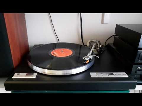 DUAL CS 5000 + Audiotechnica AT 120 E