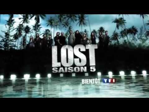 Bandeannonce de TF1 pour la saison 5 de LOST