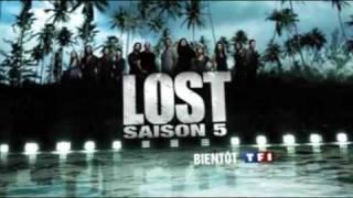 Bande-annonce de TF1 pour la saison 5 de LOST