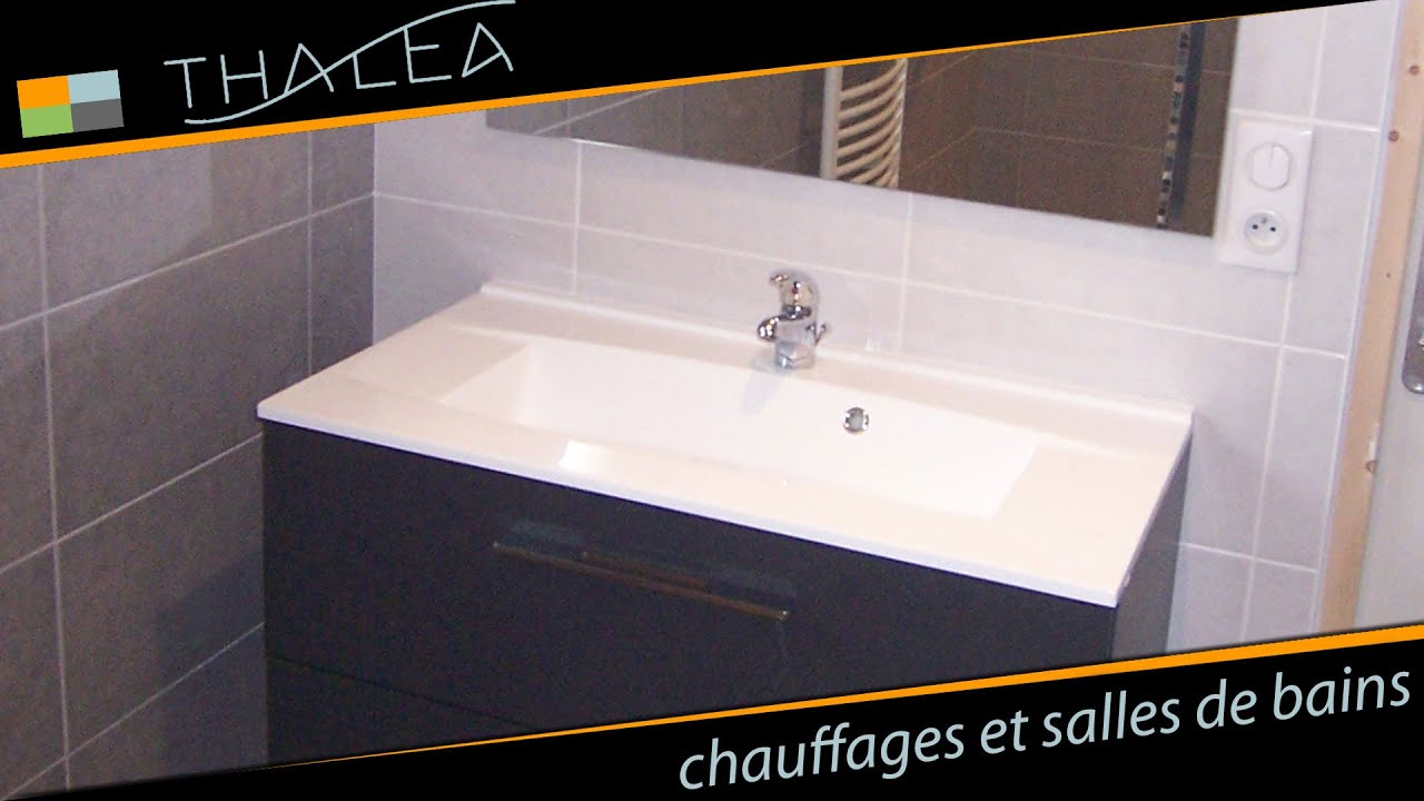 thalea salle de bain wc suspendus youtube. Black Bedroom Furniture Sets. Home Design Ideas