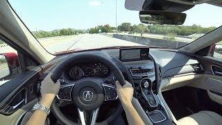 2019 Acura RDX Advance AWD - POV Test Drive