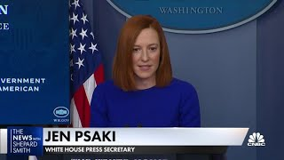 White House press sec. on President Joe Biden's executive orders For access to live and exclusive video from CNBC subscribe to CNBC PRO: cnb.cx/2NGeIvi President Joe Biden's press secretary verbally slapped two of ..., From YouTubeVideos