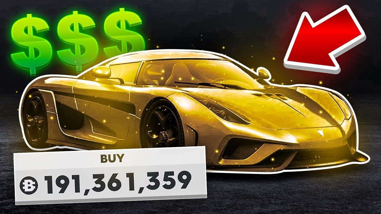 What Is The Most Expensive Car In The Crew 2