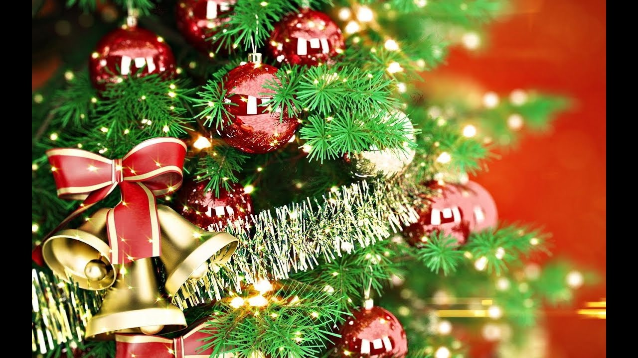 Merry Christmas Wishes 2017-2018. Christmas Greetings Images - YouTube