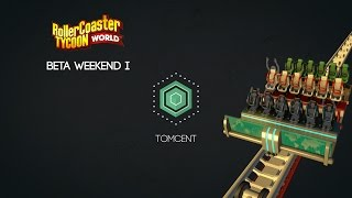 rct world beta 1 settings and footage