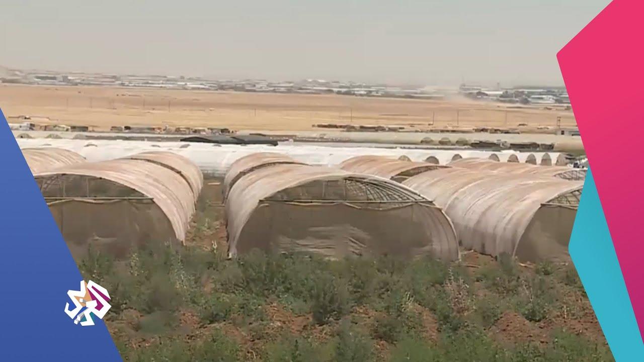 خسائر بالقطاع الزراعي في الأردن بسبب إجراءات مواجهة فيروس كورونا | أخبار العربي