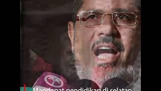 Ringkasan perjalanan hidup Morsi
