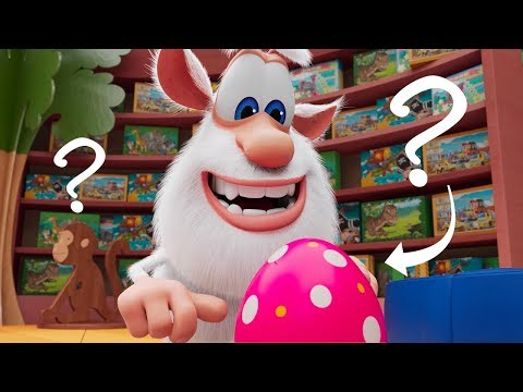 Booba - ep #41 - Easter Egg 🐰🥚🐇 - Funny cartoons for kids - Booba ToonsTV