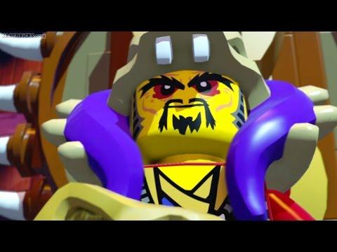 LEGO Dimensions gameplay 🎮 Ninjago, Saruman & Lex Luthor story level!
