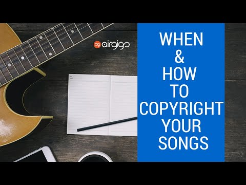 How & When To Copyright A Song With Music Attorney Erin Jacobson