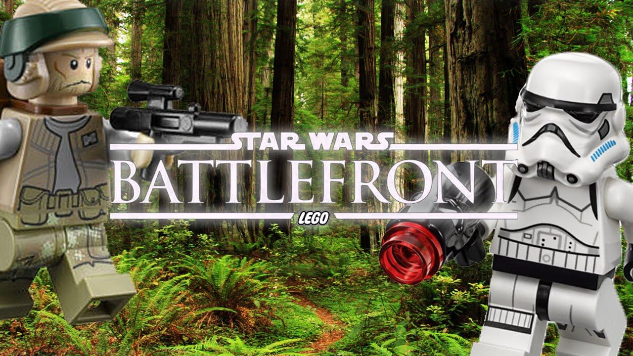 lego star wars battlefront youtube. Black Bedroom Furniture Sets. Home Design Ideas