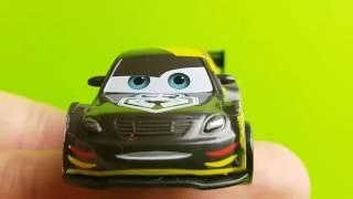 Auta 3 czyli Zygzak McQueen zaprasza na swój film | auto bajka