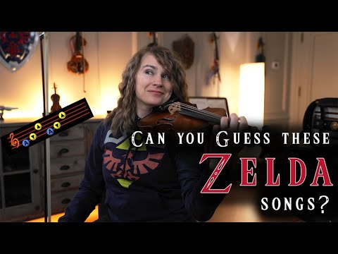 Guess The Zelda Music Challenge Can You Get a Perfect Score?