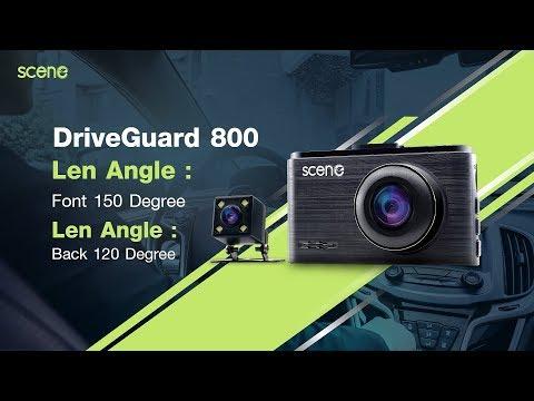 รีวิว-กล้องติดรถยนต์-scene-รุ่น-drive-guard-800-|-wifi-&-super-capacitor
