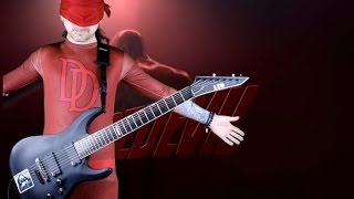 Daredevil Meets Metal